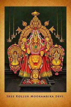 Shri Kollur Mookambika Devi