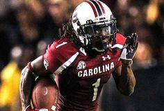 South Carolina WR Ace Sanders Officially Enters NFL Draft. We'll miss you Mr. Sanders:(
