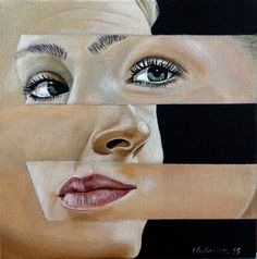 Serdar Yılmaz, Darya Klishina, 20 x 20 cm. 2015.