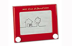 Who didn't love making stairs -  I loved my Etch a Sketch! The ultimate car toy!