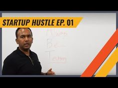 """If you're a fan of the Startup Hustle series or want to motivate your team, get the """"Startup Hustle"""" T-shirt from Solomon Thimothy, available in all sizes. Marketing Software, Seo Marketing, Marketing Ideas, Business Marketing, Content Marketing, Internet Marketing, Social Media Marketing, Digital Marketing, Start Up Business"""