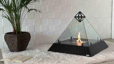 リビングで火を囲もう。新しい形の暖炉ルーヴル・ファイヤープレイス 1