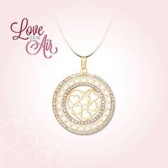 Heart pendants Liali jewellery #Dubai