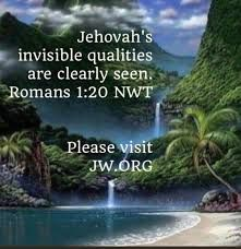 Image result for For his invisible qualities are clearly seen from the world's creation onward, because they are perceived by the things made, even his eternal power and Godship, so that they are inexcusable.