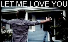 So get this: Sam Winchester is the best. You don& even have to be a fan of Supernatural to come to this conclusion. Castiel, Gifs Supernatural, Sam Winchester, Winchester Brothers, Jensen Ackles, Let Me Love You, Let It Be, Mathew Espinosa, The Lord