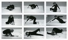 Trisha Brown, It's a Draw 2002 // performance art! Performance Artistique, Van Gogh Art, Artist Biography, Dutch Painters, Painting Process, Body Painting, Art Plastique, Abstract Art, Fine Art
