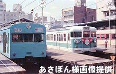 113系新快速 天王寺駅にて
