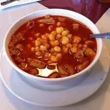 Living History Journal: Entry #2: Menudo with my grandma
