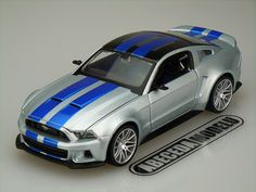 Ford Mustang 2014 Need For Speed Maisto 1/24