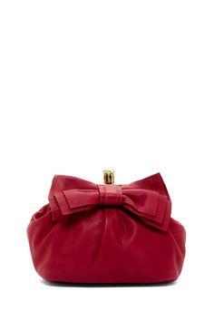 RED Valentino Framed Bow Shoulder Bag