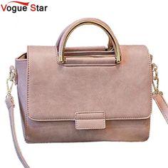 Vogue Star 2017 New Arrive Women All-match Bag Fashion Nubuck Handbag High Quality Medium Shoulder Bag Women Messenger Bag LA18