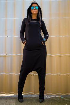 15%OFF/ Hijab Black Loose Hooded Jumpsuit Plus Size by YoLineXL #plussize #plussizefashion #plussizemodel #ootd #ootdmagazine #fashion #fashionbloggers #blog #blogger #blogging #style #maxi #maxiskirt #clothing #clothes #hoodie #women #womensfashion