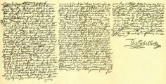 Mary Queen of Scots death warrant