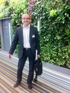 Klaus at the Microsoft HQ in Vienna Vienna, Microsoft, Suit Jacket, Breast, Suits, Jackets, Style, Fashion, Down Jackets