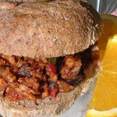 Barbeque Tempeh Sandwiches Recipe on Yummly