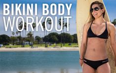 Get ready to sport a rocking body this summer by kicking your fitness into high gear. This total-body, no-equipment program features six moves to help you get in swimsuit–ready shape with intensity options to fit your fitness level.
