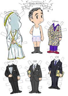 chibi Sir Humphrey's wardrobe by TatianaOnegina on DeviantArt Paper Dolls Printable, Summer Days, Make Me Smile, Chibi, Princess Zelda, Deviantart, Artist, Anime, Kids