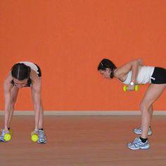 Rematore  Fitness in casa: gli esercizi per braccia e spalle - Rimettersi in forma | Donna Moderna