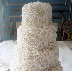 Different design for wedding cake
