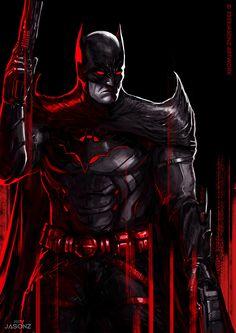 Flashpoint Batman, JASONZ