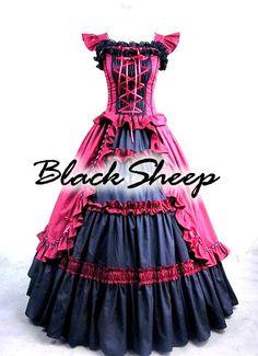 Insidious 2 black dress 2x