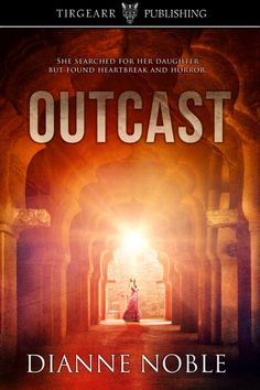 OUTCAST by Dianne Noble . . . Rose leaves her Cornwall café to search for her daughter in the sweltering slums of Kolkata, India. In the daily struggle to survive, she's often brought to her knees, but finds strength to overcome the poverty and disease, grows to love the Dalit community she helps. But then there are deaths, and she fears for her own safety. Her café at home is at risk of being torched, and finally, she has to make the terrible choice between her daughter and the Indian…