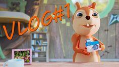 Alice nel bosco: Vlog #1 Mi presento!   Cartoni animati per bambini