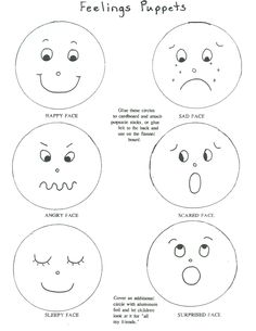 HAPPY FACE FEELINGS STORY