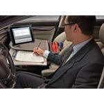 AutoExec GripMaster Car Desk with iPad Tablet Mount