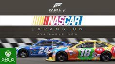 Forza Motorsport 6 NASCAR Expansion Trailer