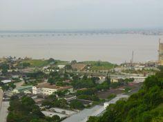 Paisaje del Rio Guayas