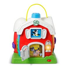 AmazonSmile: LeapFrog Sing and Play Farm: Toys & Games