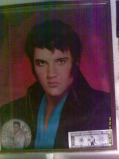 elvis by lawrence williams