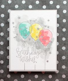 Such a Fabulous card created by Kristina Werner using the September 2015 card kit by Simon Says Stamp.