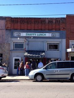 10. Snappy Lunch, Mt. Airy Long line but you'll love the pork chop sandwich; time to ignore your diet.