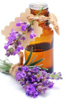Bottle with lavender oil isolated on white background Lavender Oil, Potpourri, Health, Bottle, Fitness, Health Care, Bowl Fillers, Flask, Jars