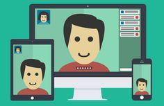 En la nube TIC: JUMPCHAT: videoconferencias sin inscripción previa