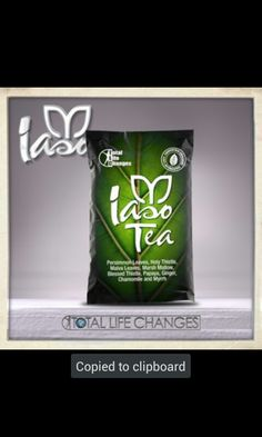 Yes total life change!!!! At www.totallifechanges.com/3105291