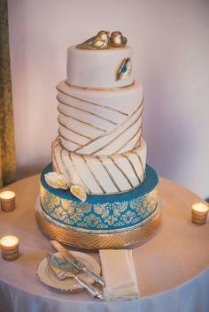 Most Beautiful Wedding Cake 2014