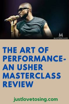 I know you've heard about this guy before. Yay! the name is @Usher. If you're looking into the limelight of getting on stage with confidence, check what he has to say. #JustLovetoSing #Usher #Masterclass#VocalCoach #Musician #OnlineCourse #Blog Singing Lessons Online, Tutorial Class, How To Find Out, How To Become, Vocal Coach, Types Of Music, Personal Branding, Master Class, The Voice