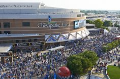 Thunder Alley by Greater Oklahoma City Chamber  CVB, via Flickr