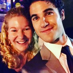 stacylentz: So I am a totally Gleek at heart so it was amazing hanging with the incredibly talented Darren Criss from Glee and Head Wig who explained why he loves karaoke at the Stonewall Inn!!#nycpride#stonewallinnnyc #stonewallgivesback #stonewall#glee #equality #instagay #darrencriss #nyc#equality #broadway #pictureoftheday #westvillage#karaoke #gleecast #newyork#teenagedream