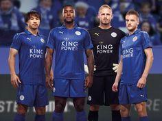 """La nuova maglia del Leicester, """"per sempre senza paura"""" - http://www.maidirecalcio.com/2016/05/06/leicester-nuova-maglia-divisa.html"""