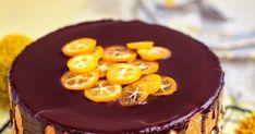 supergolden bakes: Jaffa Cake – Chocolate and Orange Layer Cake Cake Frosting Recipe, Frosting Recipes, Cupcake Recipes, Dessert Recipes, Desserts, Jaffa Cake, Vanilla Sugar, Cake Chocolate, Quick Easy Meals