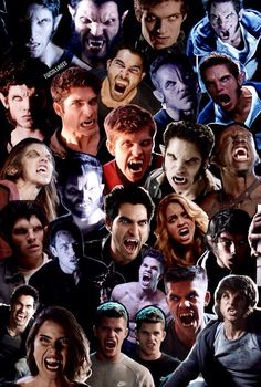 Teen Wolf Collages : Photo