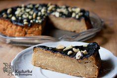 Kuchařka ze Svatojánu: JABLEČNÝ DORTÍK S KAROBOVOU POLEVOU Healthy Cake, French Toast, Breakfast, Fitness, Kitchens, Healthy Meatloaf, Morning Coffee