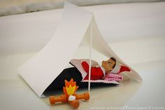 He's back! 24 new and hilarious Elf on the Shelf ideas