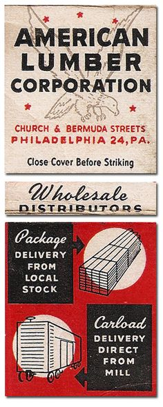 To order your business' own custom #matchbooks GoTo www.GetMatches.com or call 800.605.7331 Today!