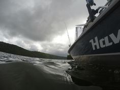 Trolling fishing in Pavlovka reservoir ,Russia.