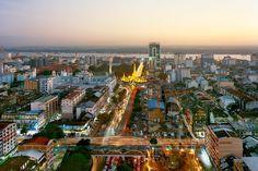 Il Viaggiatore Magazine - Yangoon, Birmania